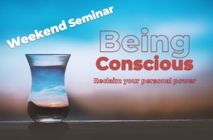 Saturday Seminar: Being Conscious - 26 September 2020 @ Futura House