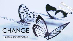 Saturday Seminar: Change - Personal Transformation - 20 March '21 @ Futura House