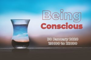 Subconscious Talk: Being Conscious - 30 Jan 2020 @ Futura House