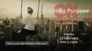 Event: Creating on Purpose! @ Futura House