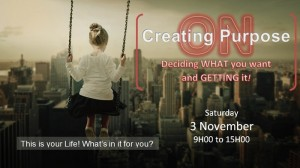 Event: Creating on Purpose! @ Futura House | Cape Town | Western Cape | South Africa