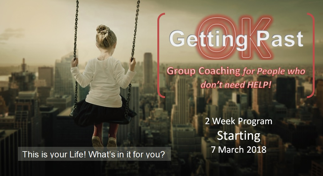 Group Coaching - Past OK - 7 March 2018