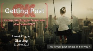Group Coaching - Getting Past OK! @ 1 Kings Way | Cape Town | Western Cape | South Africa